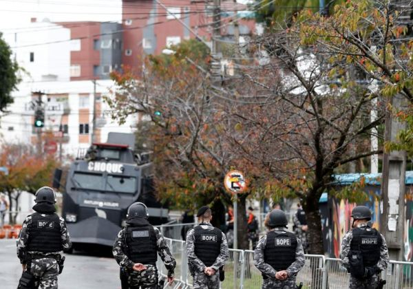 Segurança Paraná / Foto: Reuters