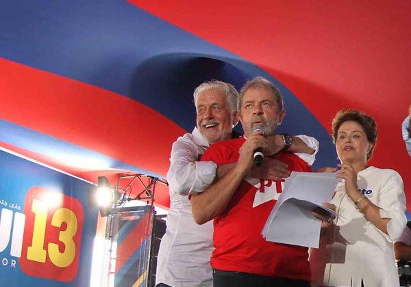 Lula mantém liderança com Bolsonaro em segundo, mostra Datafolha