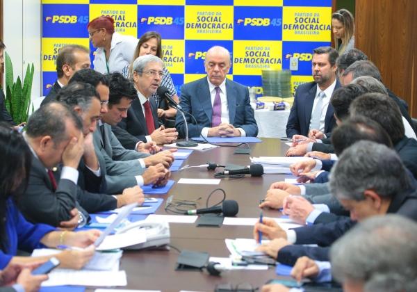 Foto: Alexssandro Loyola / Ascom / PSDB