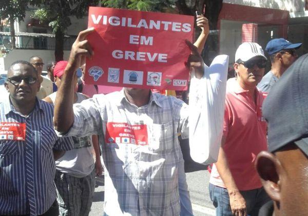 Foto: Jefferson Fernandes/ Sindicato dos Vigilantes