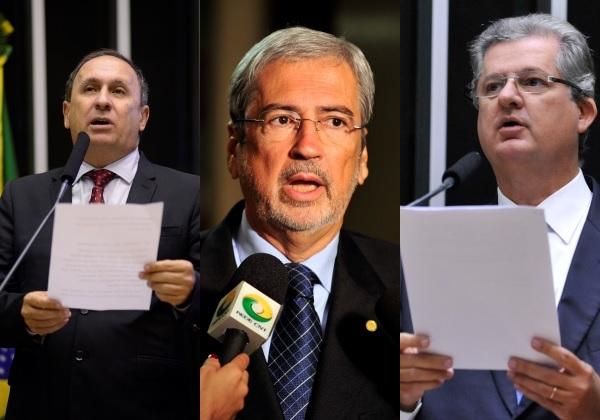 Fotos: Zeca Ribeiro / Gustavo Lima / Luis Macedo / Câmara dos Deputados | Montagem: bahia.ba