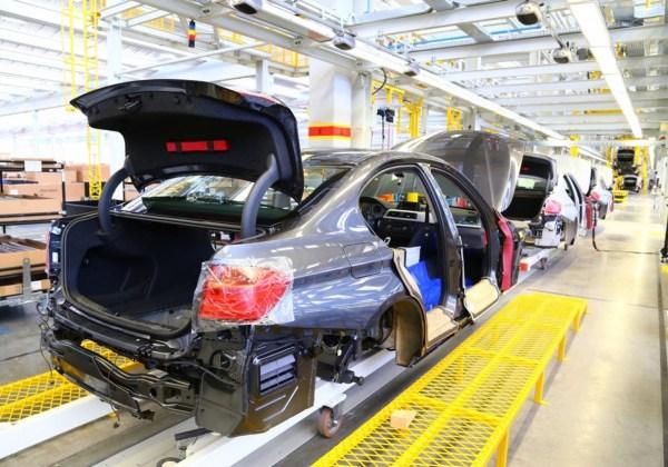Fábrica BMW do Brasil (Foto: Divulgação)