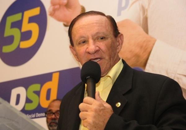 Carlos Ubaldino de Santana (Foto: Reprodução/Facebook)