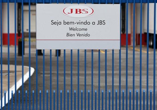 Grupo JBS (Foto: Reprodução / Globo)