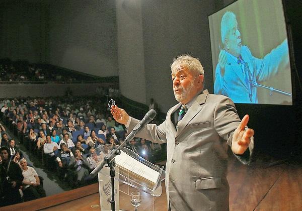 Foto: Divulgação Instituto Lula