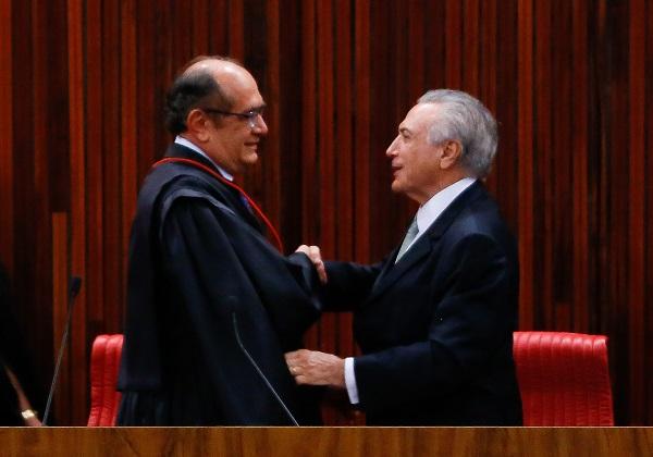 Para Gilmar Mendes, Rodrigo Janot é o procurador