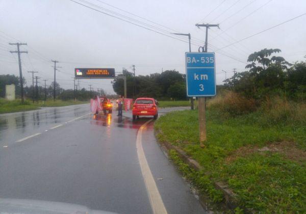 Foto: Divulgação/ Concessionária Bahia Norte