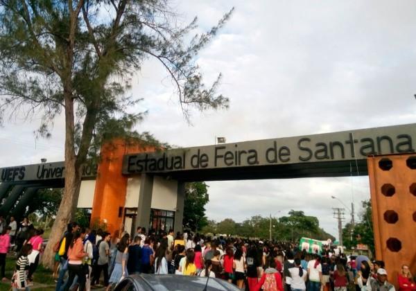 Foto: Arquivo | Divulgação/ Uefs