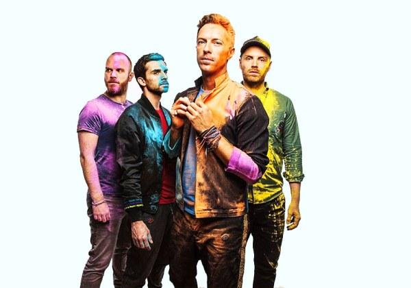 Coldplay confirma shows no Brasil em novembro