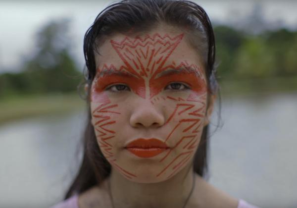 Versão brasileira do projeto conta a vida dos indígenas. Foto: Google Earth