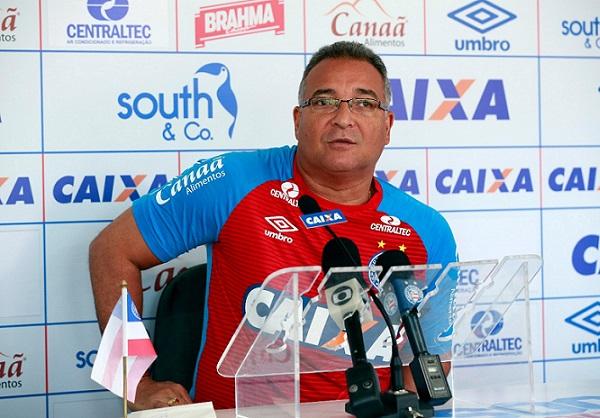 Bahia encerra preparação para enfrentar o Atlético-MG