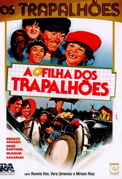 a filha dos trapalhoes