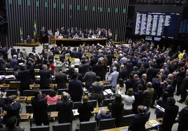 Foto: Gilmar Felix / Câmara dos Deputados
