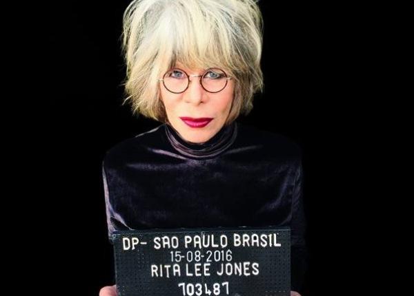 Rita Lee xinga PMs em show e é condenada pela Justiça