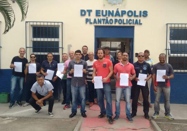 policiais eunapolis