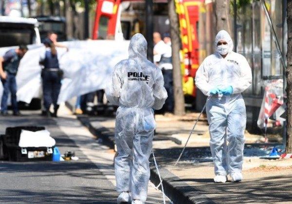 Motorista atropela e mata uma pessoa na França — Atentado