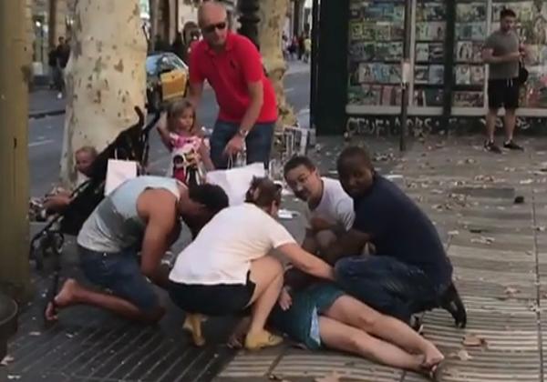 Identificado autor de atentado em Barcelona
