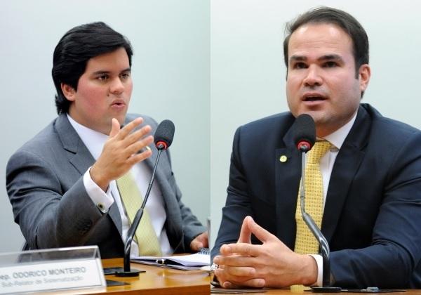 Fotos: Lúcio Bernardo Júnior/ Luis Macedo/Câmara dos Deputados | Montagem: bahia.ba