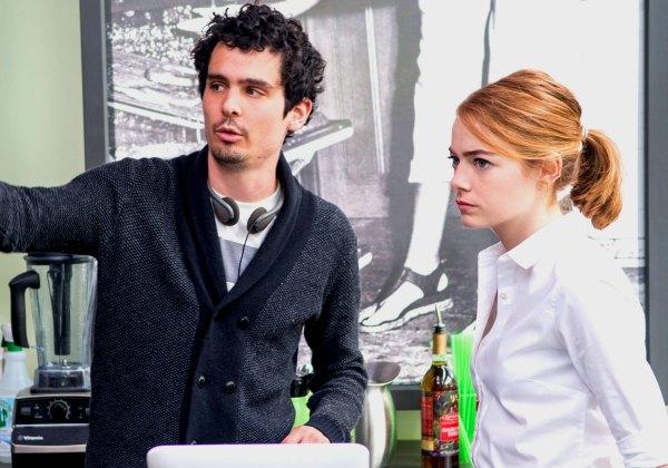 Realizador Damien Chazelle estreia-se na Netflix com série musical