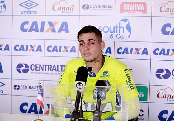 Goleiro Jean projeto duelo complicado contra o Atlético-GO: