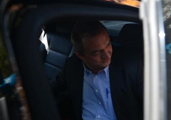 Joesley Batista é levado para prisão em Brasília