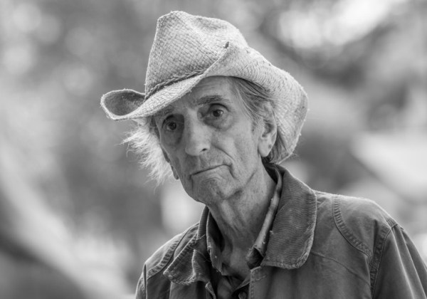 Ator marcante do cinema americano, Harry Dean Stanton morre aos 91