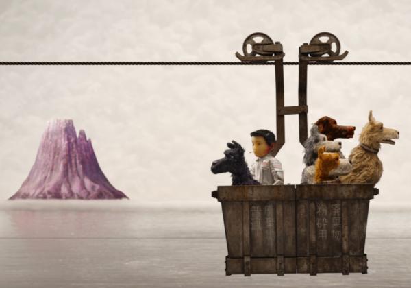 Isle of Dogs é o novo filme de Wes Anderson
