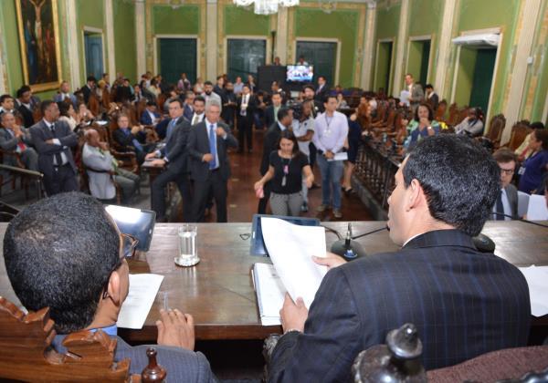 Foto: Antônio Queirós/Secom/CMS