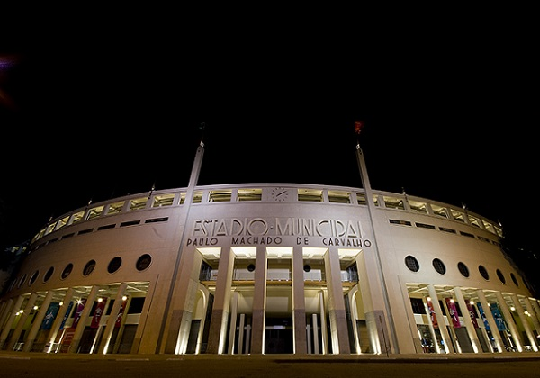 Estádio do Pacaembu (Foto: Divulgação)