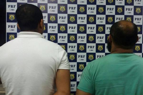 Divulgação/ PRF