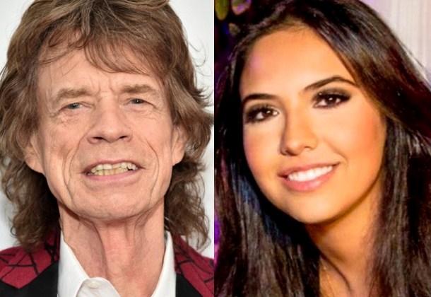 Mick Jagger está namorando produtora 52 anos mais jovem, diz jornal