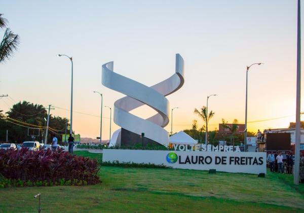 Foto: Divulgação/Prefeitura de Lauro de Freitas
