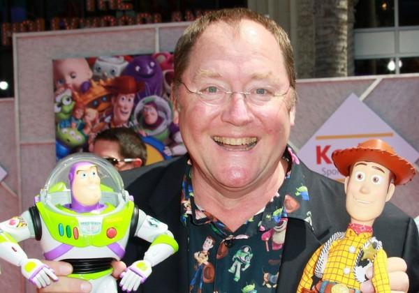 John Lasseter, da Disney e Pixar, vai tirar licença sabática
