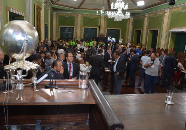 Foto: Antônio Queirós/CMS