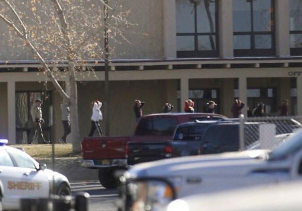 EUA. Três mortos em tiroteio em escola no Novo México