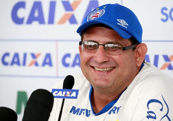 Bahia deve anunciar retorno do técnico Guto Ferreira — Baiano