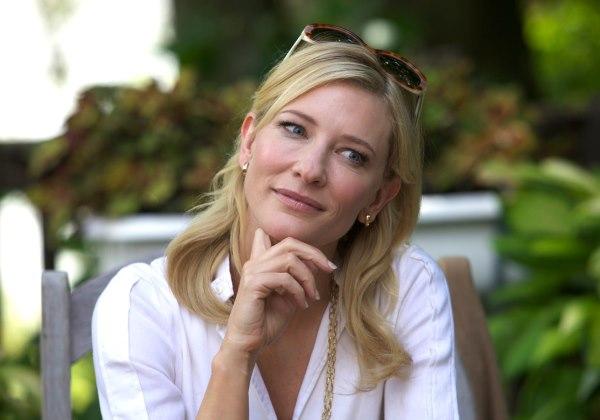 Cate Blanchett, a musa de Cannes
