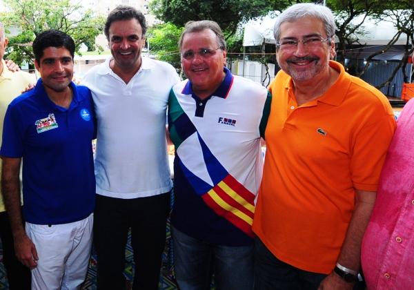 Foto: George Gianni / PSDB