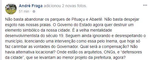 andre_fraga_critica_inema_governador