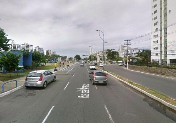 Imagem ilustrativa da Rua das Araras (Foto: Reprodução/Google Maps)