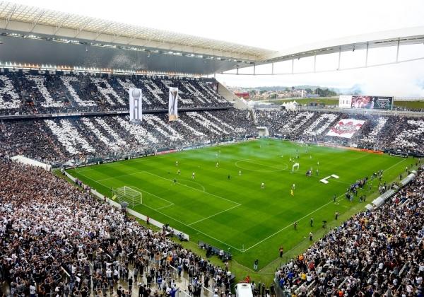 Divulgação: Arena Corinthians