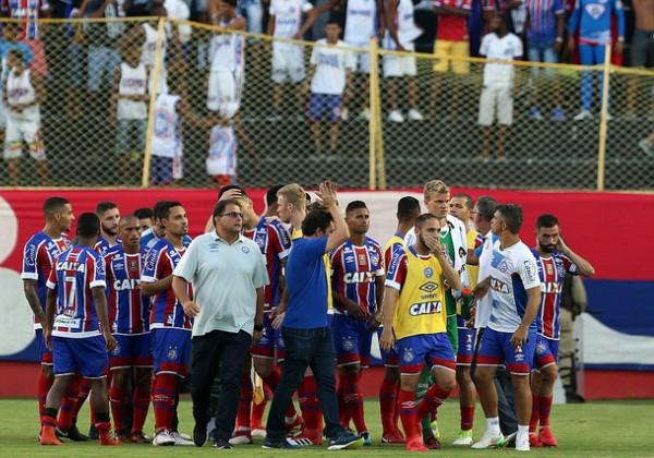 Fotos: Felipe Oliveira / EC Bahia