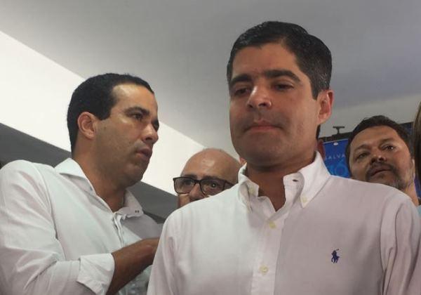 Resultado de imagem para ACM Neto decide não disputar o governo da Bahia
