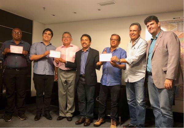 Candidatos PDT foto divulgacao ascom