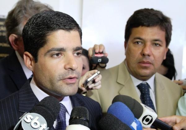 Resultado de imagem para alckmin e acm neto