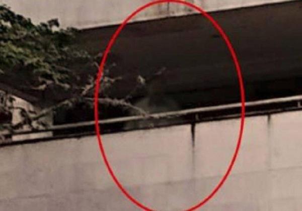 medlin Mulher flagra 'fantasma de Escobar' em antigo prédio do narcotraficante Mundo