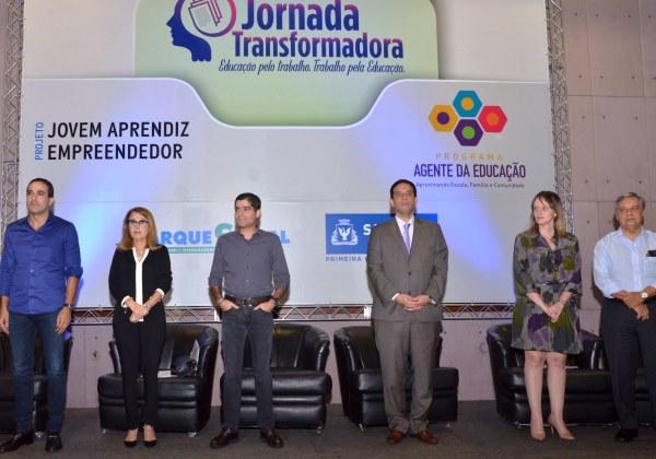 Foto: Reginaldo Ipê/ Secom/ CMS