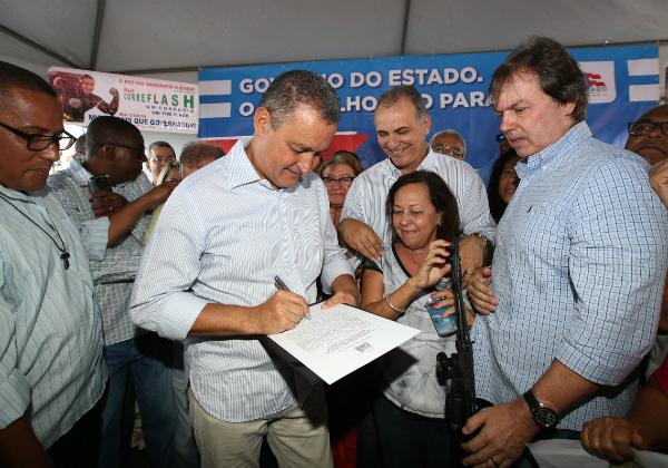 Reprodução: Manu Dias/ GOV BA