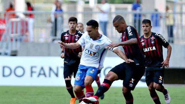 Foto: Felipe Oliveira E.C. Bahia