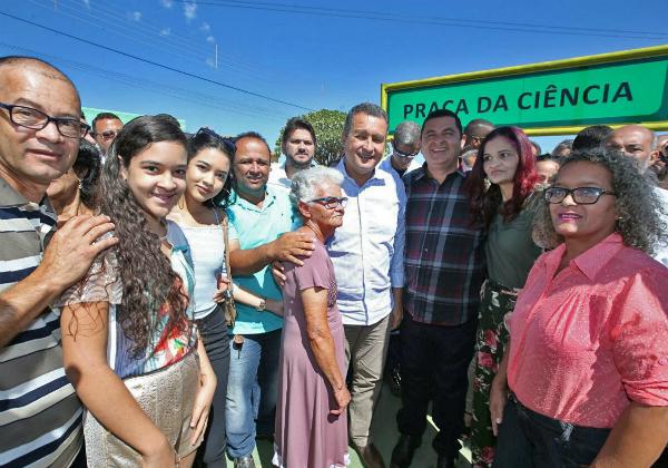 Reprodução: Matheus Pereira/ GOV BA
